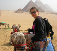 Mayra in Egypt